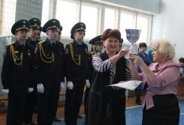 Финал открытой городской Спартакиады обучающихся «Слава Отечеству!»